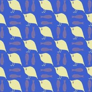 Birdies and Fishies 5