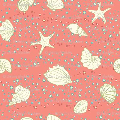 super shells - coral
