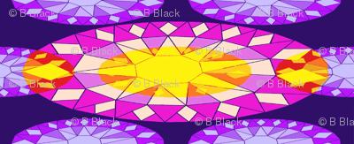 Geodesic Sunflowers
