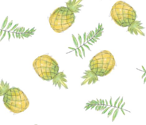 Pineapple_and_leaves_shop_preview