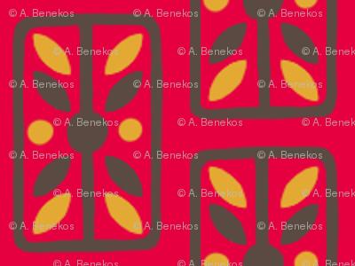 Ornamental Cough Drops - Retro Kitchen H