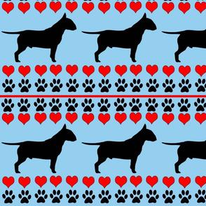 bull_terrier__silhouette