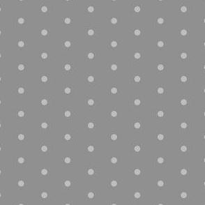 grey mini dots // tone on tone grey dots fabric nursery baby coordinate
