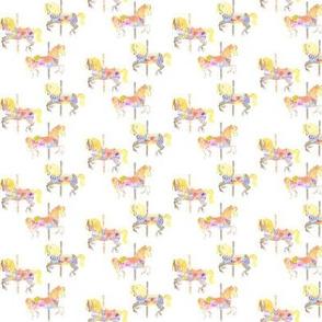 carousel_horses mini