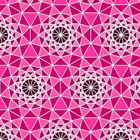 06167534 : SC3 V shard : raspberry blackcurrant fabric by sef on Spoonflower - custom fabric