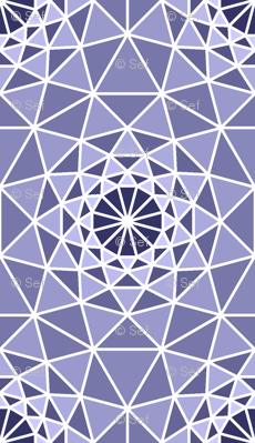 06167535 : SC3 V shard : indigo blueberry lavender