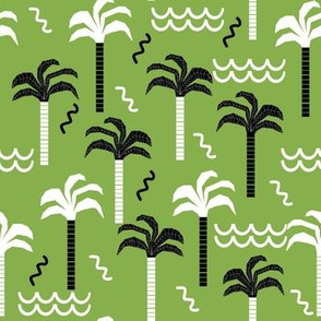 summer palm tree fabric bright boys summer 2017 fabric trend