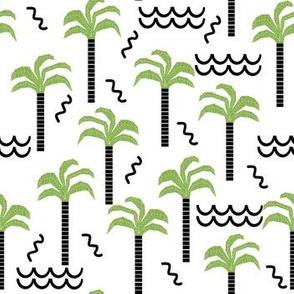summer palm tree fabric bright boys summer 2017 fabric trend