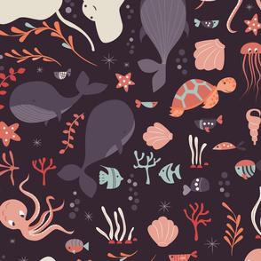 Sea creatures 003