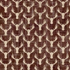 Moose Antlers Earth Brown