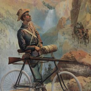 Yellowstone Biker