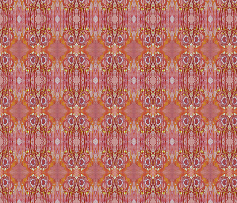 Boho Blast fabric by jennymeadchatterton on Spoonflower - custom fabric