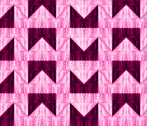 Pussy Cat fabric by atlanticmoira on Spoonflower - custom fabric