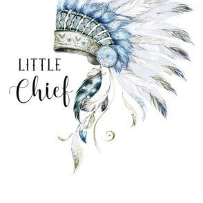 "56""x72"" / 2 Yards / Little Chief"