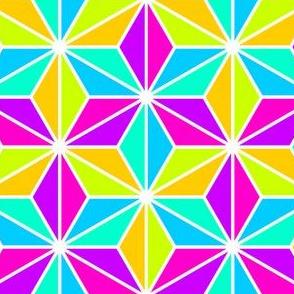 isosceles SC3i : psychedelic rainbow