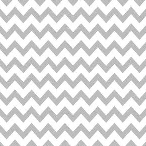 grey chevron fabric // chevrons coordinate