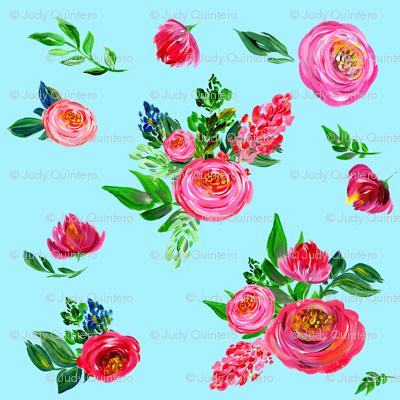 Pink Summer / Aqua