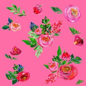 Pink Summer / Bright Pink