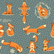 Winter Fox 1