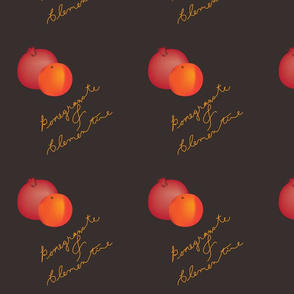 Pomegranate & Clementine
