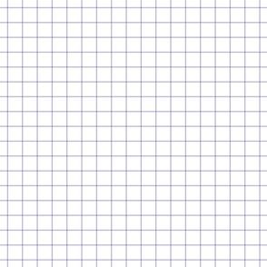 """light purple windowpane grid 1"""" square check graph paper"""