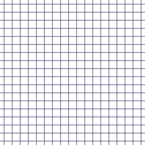 purple windowpane grid 1""