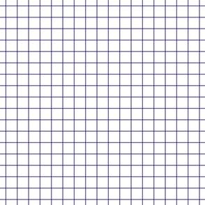"""purple windowpane grid 1"""" square check graph paper"""