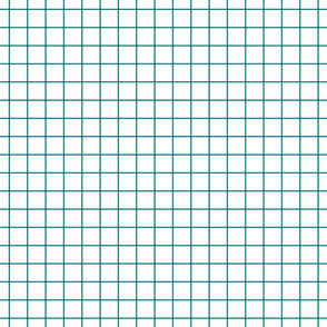 dark teal windowpane grid 1""