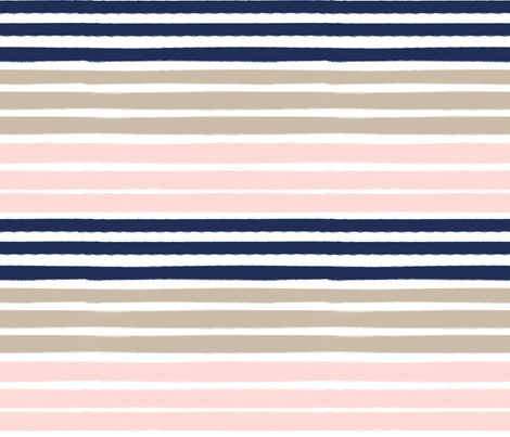 stripes fabric interior design nursery fabric fabric by charlottewinter on Spoonflower - custom fabric