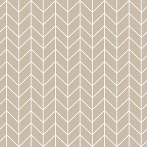 taupe chevron fabric nursery soft neutral fabric