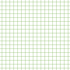 apple green windowpane grid 1""