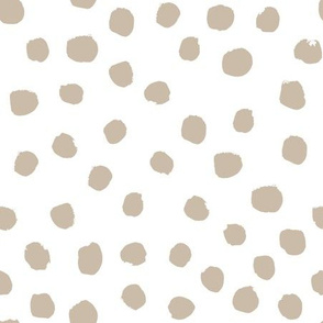 dots fabric taupe dot fabric nursery basic fabric