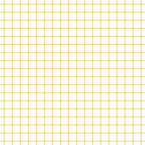 golden honey windowpane grid 1""