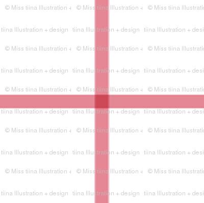 """berry cream windowpane grid 1"""" square check graph paper"""