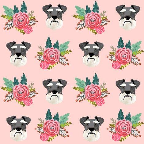 Rschnauzer_florals_pink_shop_preview