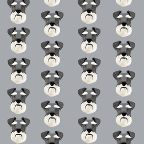 schnauzer head fabric dog head fabric dogs pets pet fabric