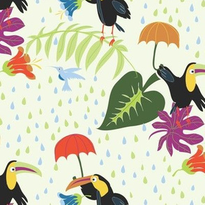 Umbrellas_in_the_Rainforest