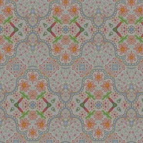 Calico floral