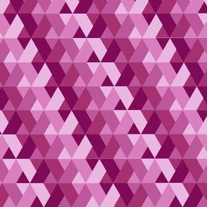 Pink ripple pileup; large