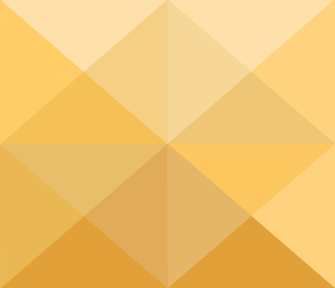 GoldenPyramids fabric by bellewithbeau on Spoonflower - custom fabric