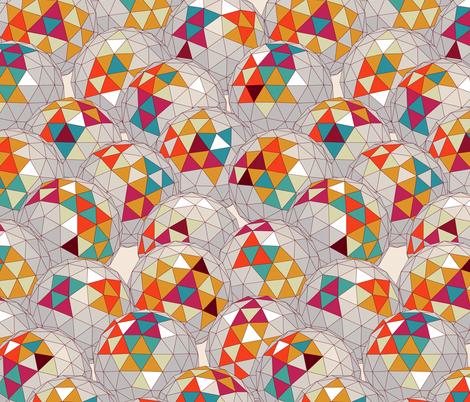 dreamsphere fabric by scrummy on Spoonflower - custom fabric