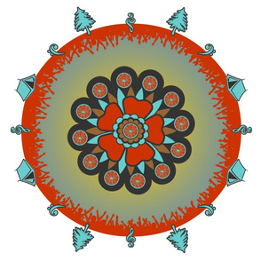 Festival Mandala