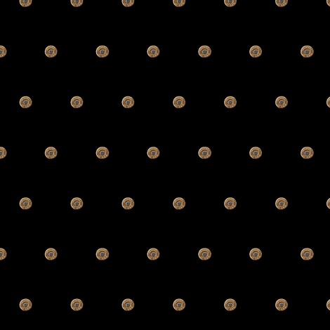 bullet polkadot fabric by clothcraft on Spoonflower - custom fabric