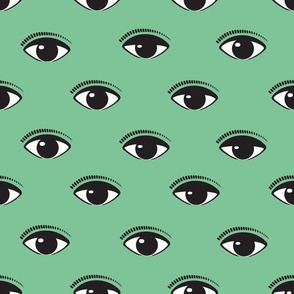 Eyes of Truth I - Green