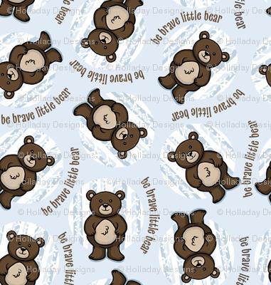 Be Brave Little Bear