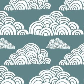 pattern-spring-cloudy