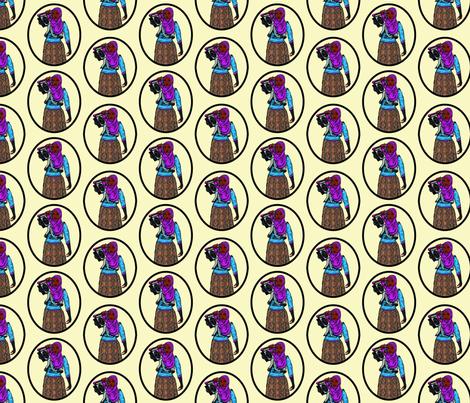 hiphophijab fabric by focsi on Spoonflower - custom fabric