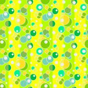 Fun polka dots .