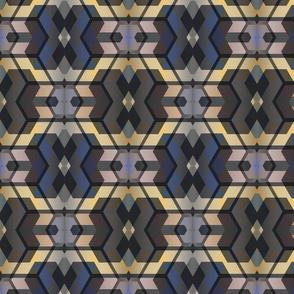 1970s Hexagon Tile