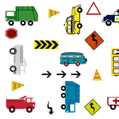 cars & trucks  XL multi-metro